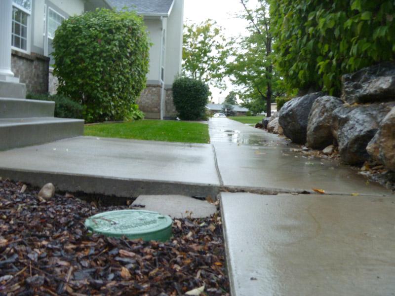Concrete Lifting Slab Jacking Fix Foundation